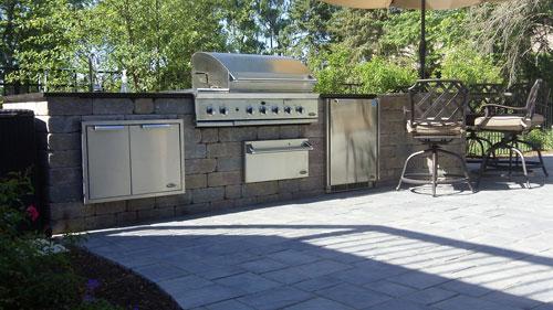 Outdoor Kitchens Backyard Kitchens Arlington Heights Rooney